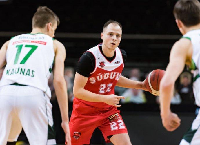 T.Kliučinykas tapo mačo MVP (Dainius Lukšta, NKL)
