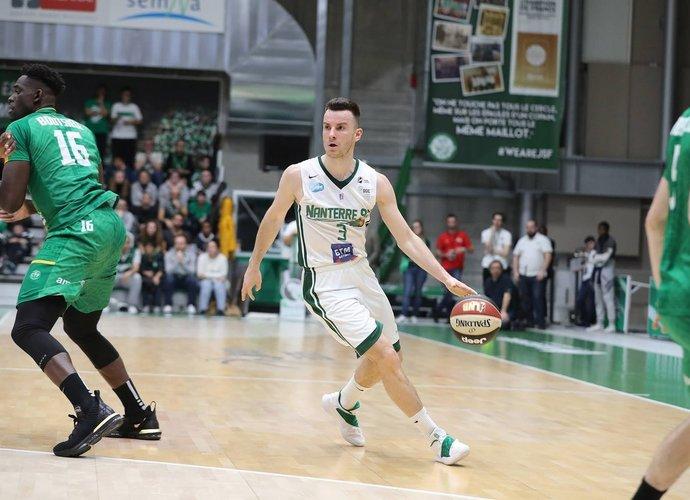 A.Juškevičius pelnė 15 taškų per 16 minučių