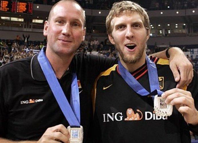 Ch.Welpas ir D.Nowitzki išsiskyrė abiejuose Europos čempionatuose