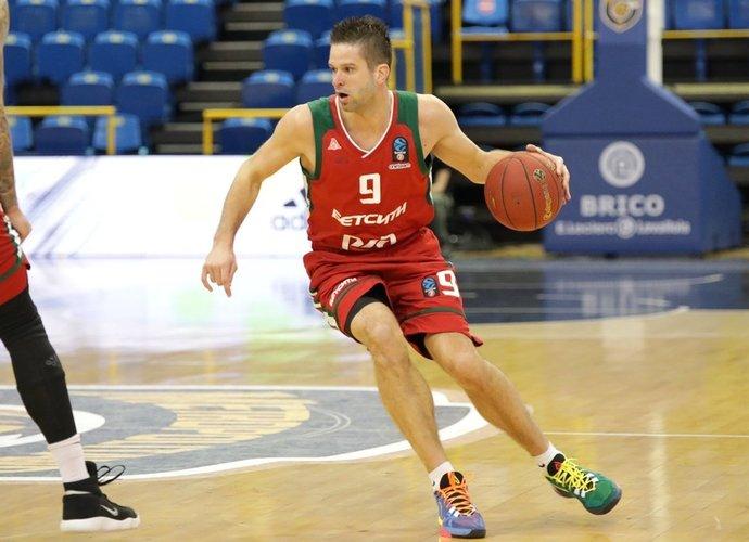 M.Kalnietis žaidė rezultatyviausią sezono mačą (Euroleague.net)
