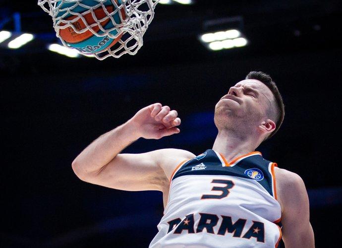 A.Juškevičius pelnė 11taškų (Vtb-league.com nuotr.)