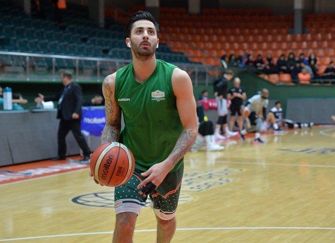 A.Perezas bandys įsitvirtinti Eurolygoje (FIBA nuotr.)
