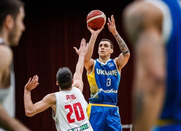 V.Bobrovas vedė ukrainiečius į pergalę (FIBA nuotr.)