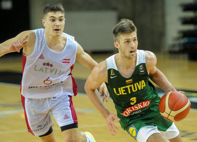 Lietuviai laimėjo vėl (Foto: Viltė Domkutė/Fotodiena.lt)