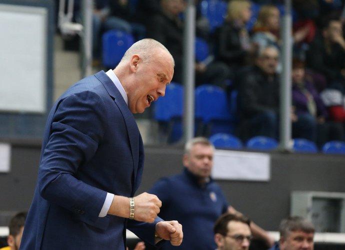 R.Kurtinaičio komanda išvengs kovos su CSKA