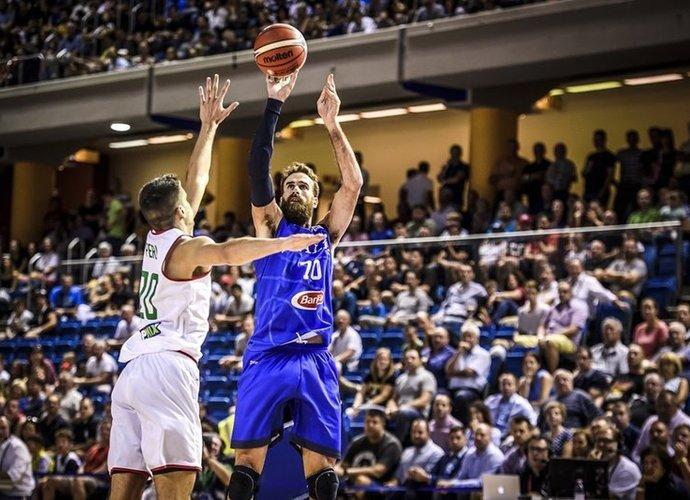 L.Datome buvo rezultatyviausias italas (FIBA Europe nuotr.)
