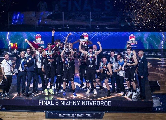 """San Pablo"" triumfuoja (FIBA Europe nuotr.)"