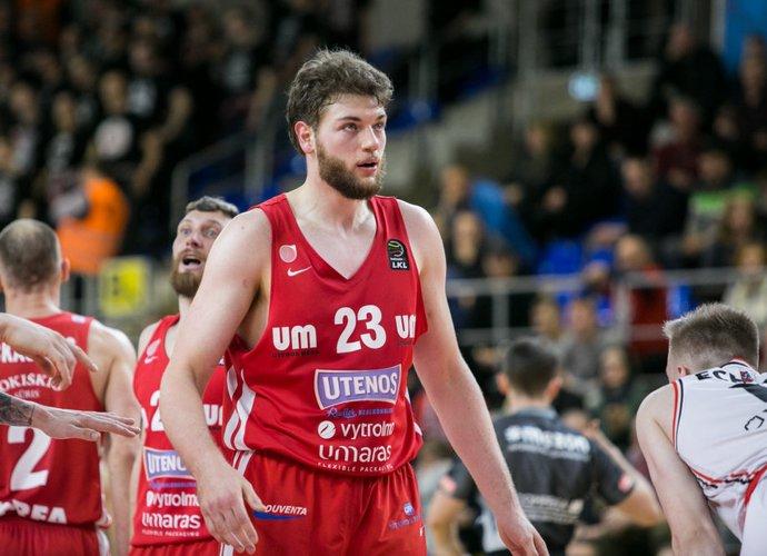 M.Gebenas tapo MVP (BNS nuotr.)