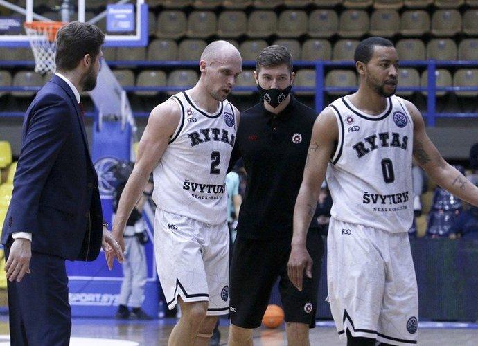 Sostinės klubas Atėnus paliko be pergalės (FIBA Europe nuotr.)