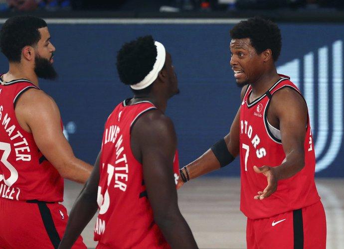 """""""Raptors"""" gali trumpam palikti Torontą (Scanpix nuotr.)"""
