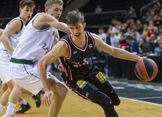 A.Marčiulionis atvedė savo ekipą į pergalę (BNS nuotr.)