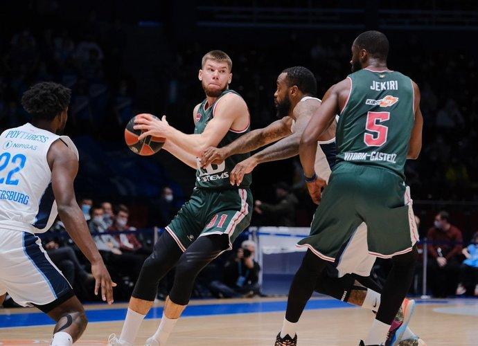 R.Giedraitis gali persikelti į NBA