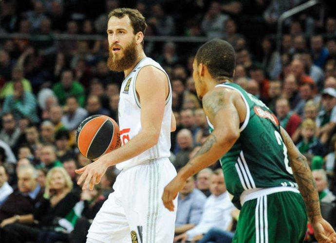 S.Rodriguezas keliasi į NBA (Fotodiena.lt)