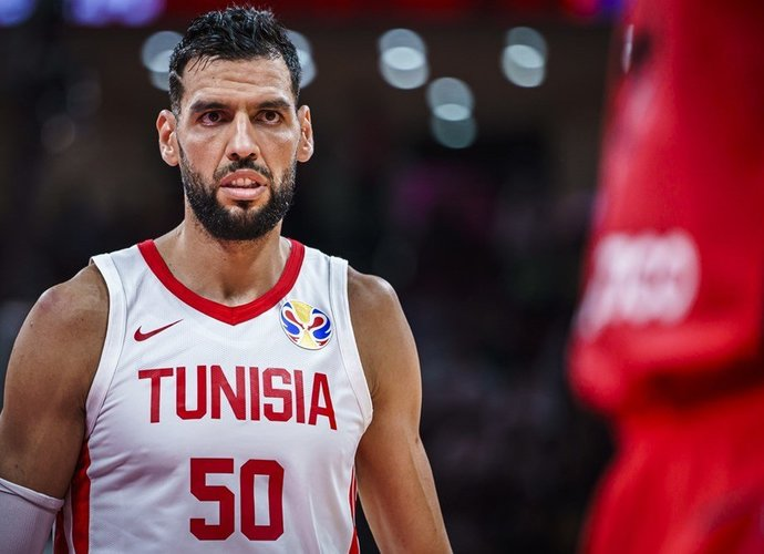 S.Mejri sezoną pradės Kinijoje (FIBA nuotr.)