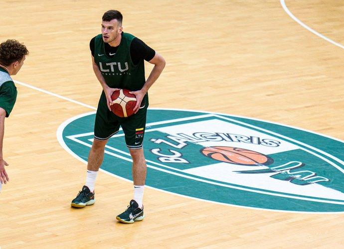 T.Dimša ieškosis kitos ekipos (Foto: Žygimantas Vingelis)