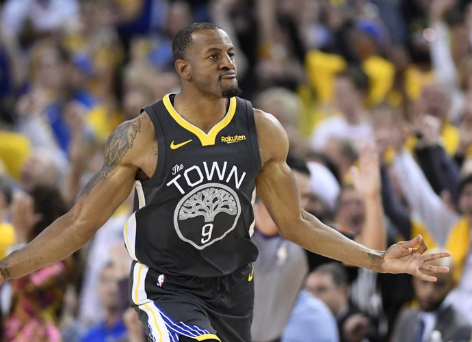 A.Iguodala sulaukia gausaus NBA klubų dėmesio (Scanpix nuotr.)