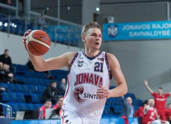M.Linkevičius žais Marijampolėje (Dainius Lukšta, NKL)