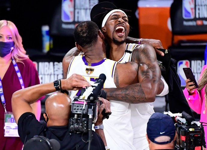 D.Howardas pagaliau triumfavo NBA (Scanpix nuotr.)