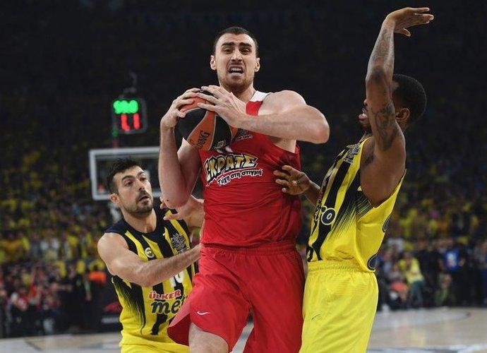 N.Milutinovas gali praverti NBA duris (Scanpix nuotr.)