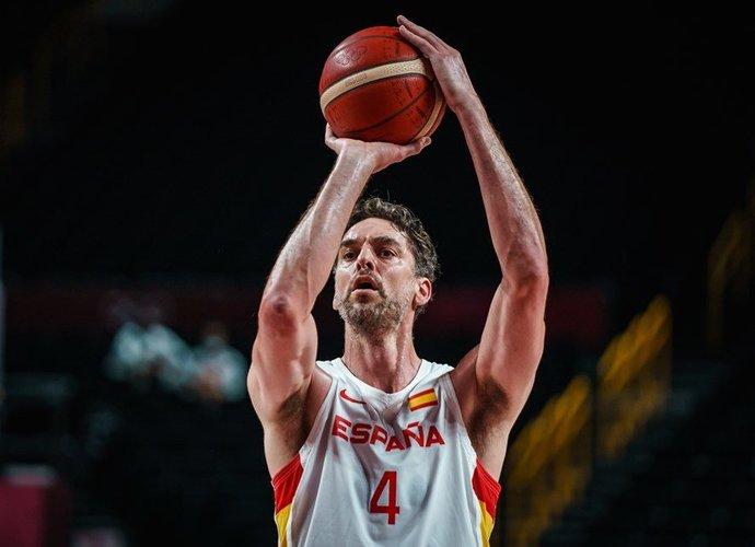 P.Gasolis baigia karjerą rinktinėje (FIBA nuotr.)