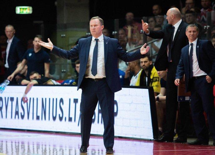 K.Maksvytis liko nusivylęs serija (BNS nuotr.)