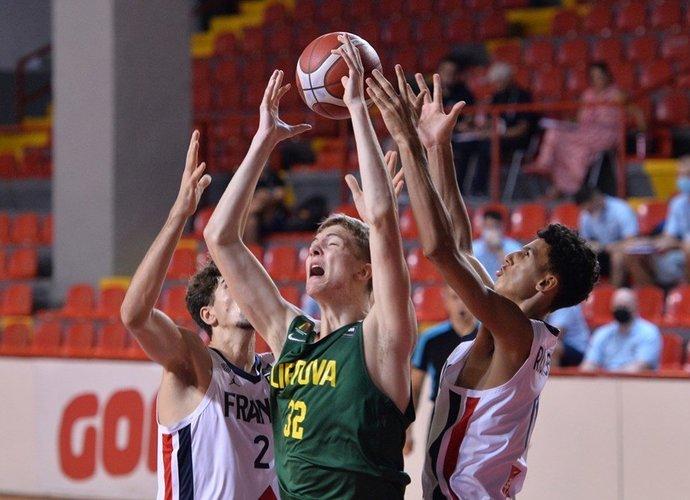 M.Kočanas pelnė 11 taškų (FIBA Europe nuotr.)