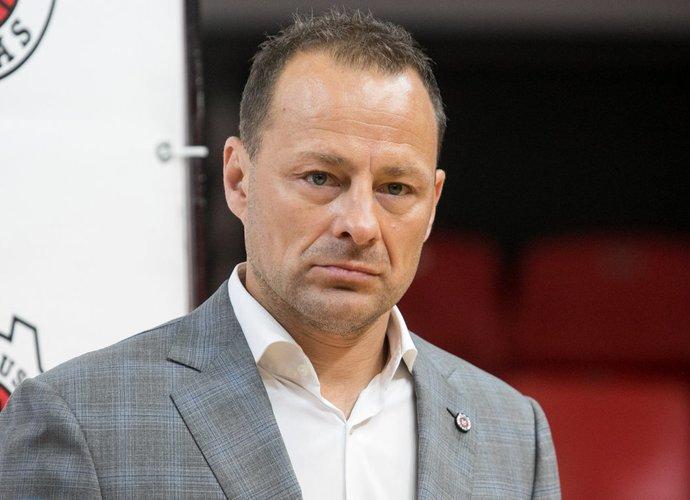 R.Jarutis palieka postą (BNS nuotr.)