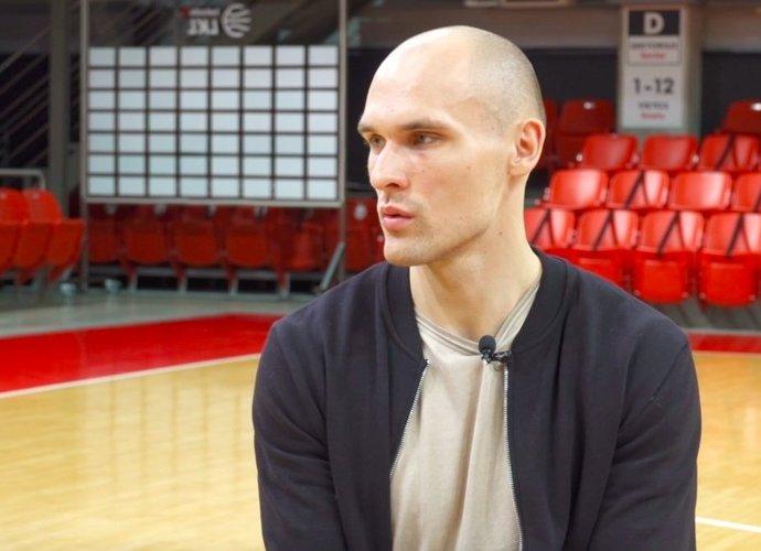 D.Bičkauskis papasakojo apie ankstyvus karjeros metus