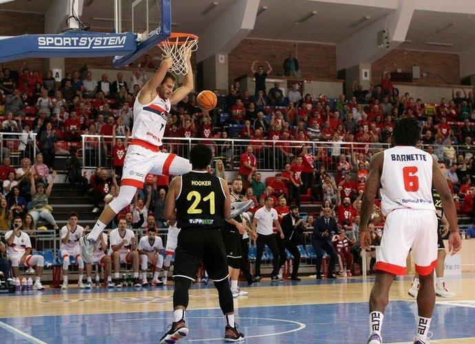 A.Valeika surinko 20 naudingumo balų (FIBA Europe nuotr.)