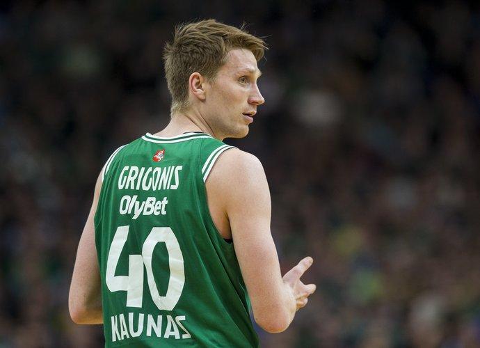 M.Grigonis nusileidžia tik NBA žaidėjams (BNS nuotr.)