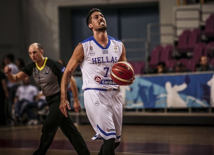 I.Athinaiou persikėlė į Atėnus (FIBA Europe nuotr.)