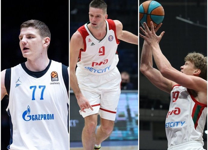 Vieningosios lygos lietuviai parodė solidų žaidimą