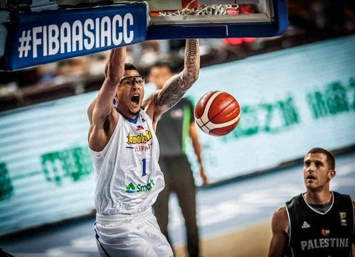 I.Austinas po pertraukos grįžo į krepšinį (FIBA nuotr.)