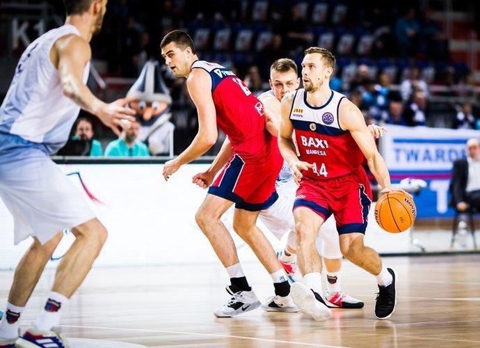 D.Dulkys puikiai laidė tritaškius (FIBA nuotr.)