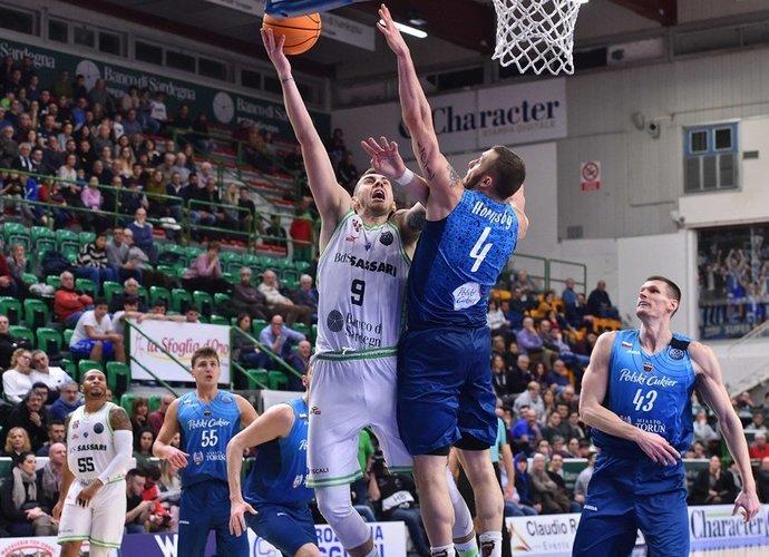 P.Sorokas buvo solidus (FIBA Europe nuotr.)