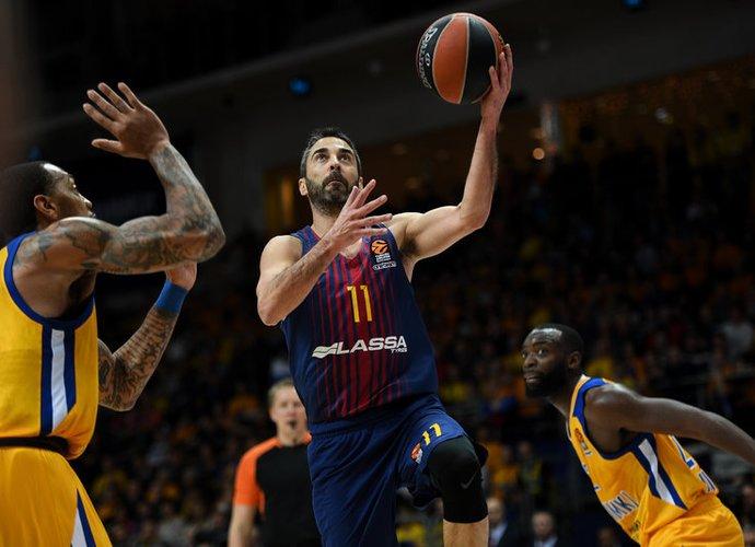 J.C.Navarro tapo daugiausiai minučių Eurolygoje sužaidusiu krepšininku (Scanpix nuotr.)