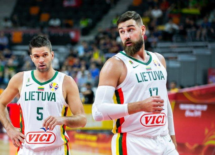 Lietuvai nežadama vieta ketvirtfinalyje (FIBA nuotr.)