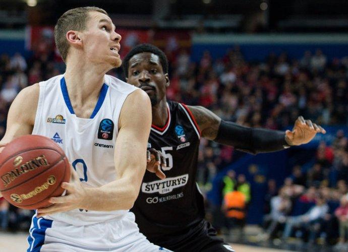 E.Murphy padėjo Frankfurto komandai laimėti Juodkalnijoje (BNS nuotr.)