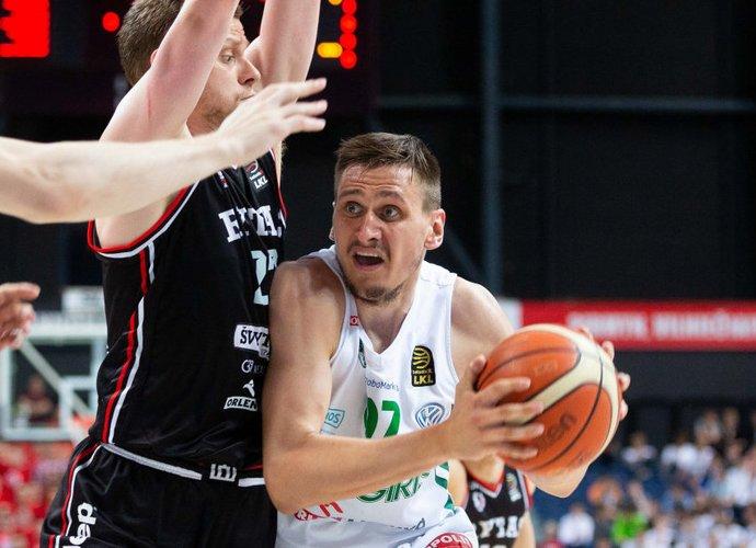 E.Ulanovas apie MVP titulą negalvoja (BNS nuotr.)