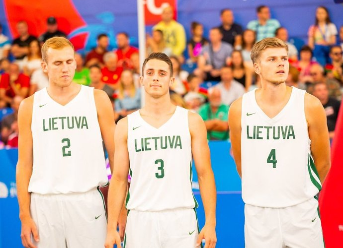 Lietuviai krito ketvirtfinalyje