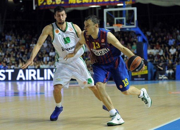 Š.Jasikevičius po sėkmingų metų Tel Avive išvyko į NBA (Scanpix nuotr.)