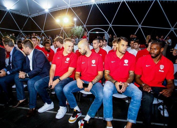 """Skelbiama, kad """"Olympiacos"""" prarado 500 tūkst. eurų"""