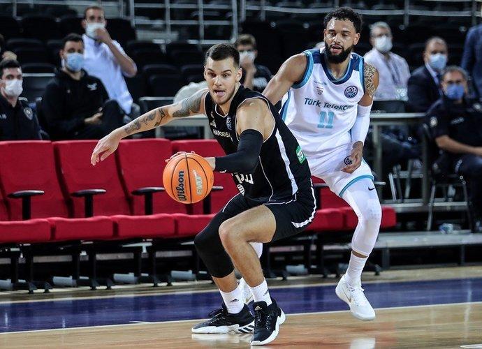 D.Sirvydžiui rungtynės nesusiklostė (FIBA nuotr.)