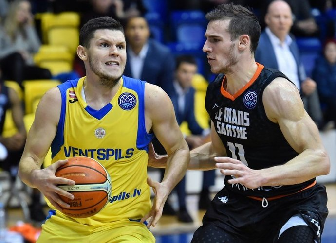 R.Lomžas debiutuos Eurolygoje (FIBA Europe nuotr.)