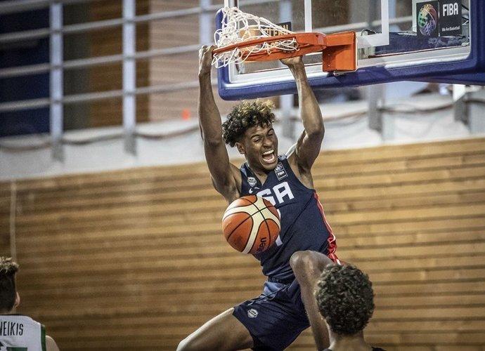 J.Greenas šiame čempionate yra itin pastebiams (FIBA nuotr.)