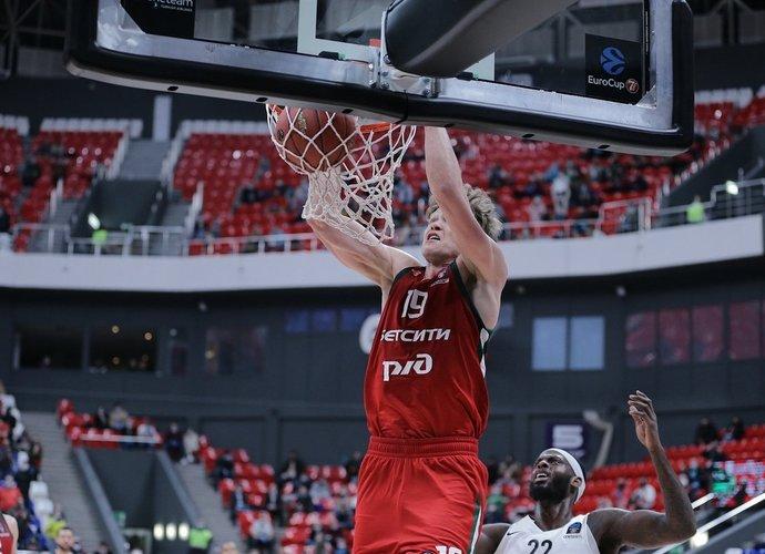 M.Kuzminskas surinko 20 taškų (Euroleague.net)