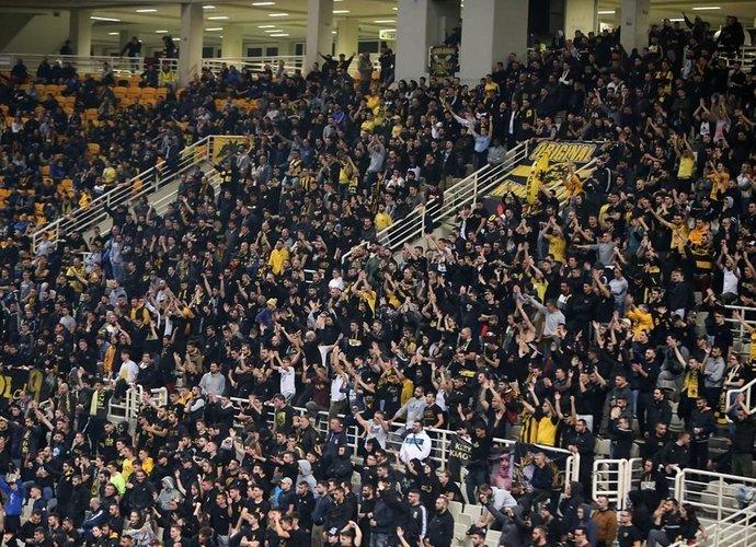 AEK sirgaliai klubui užtraukė nemalonumus (Scanpix nuotr.)