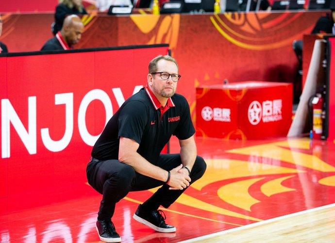 N.Nurse'as atidavė pagarbą lietuviui (FIBA nuotr.)