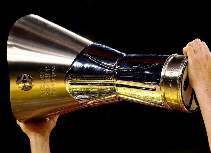 Eurolyga nori išsiaiškinti čempionus (Scanpix nuotr.)