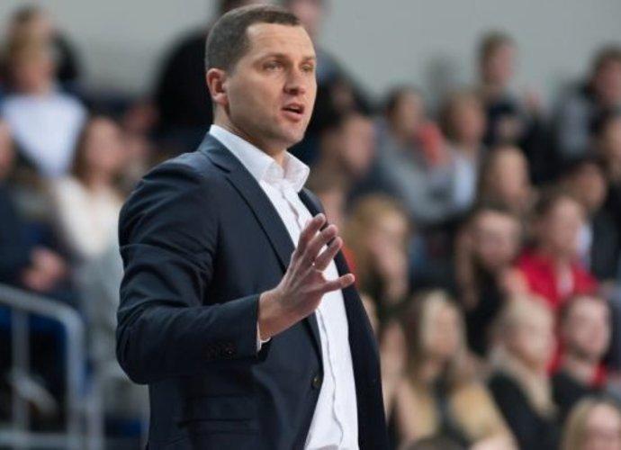 T.Gaidamavičius teigė, kad klubas ieško pastiprinimo (Klubo nuotr.)